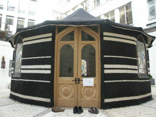 The Tent at St Ethelburga's